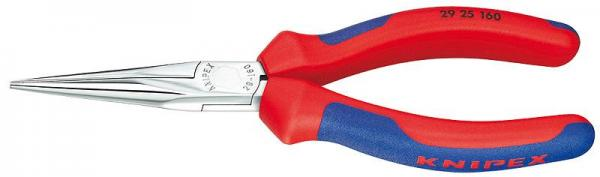 Knipex 2925160 (Telephone Pliers) chrome plated with multi-component grips 160 mm