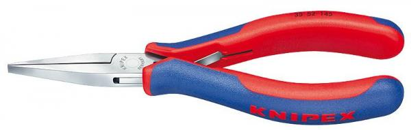 Knipex 3552145 Electronics Pliers with multi-component grips 145 mm