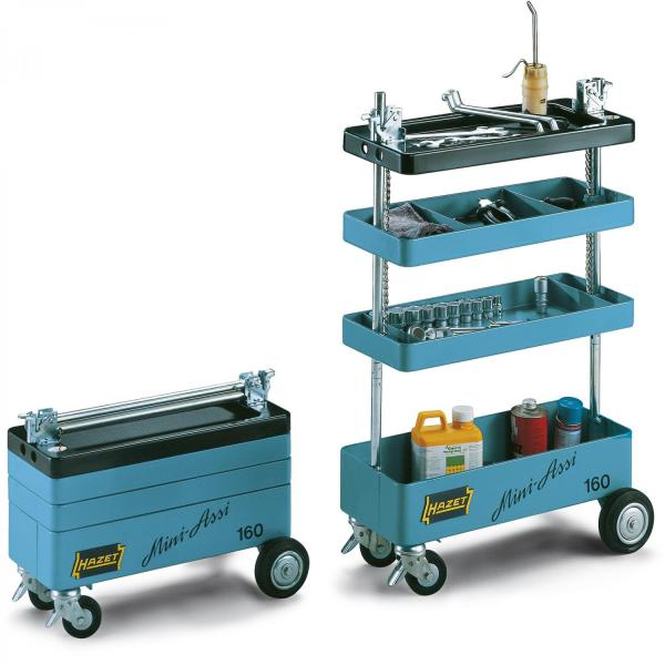 Hazet 160ST Assistent Tool Trolley Mini Assi