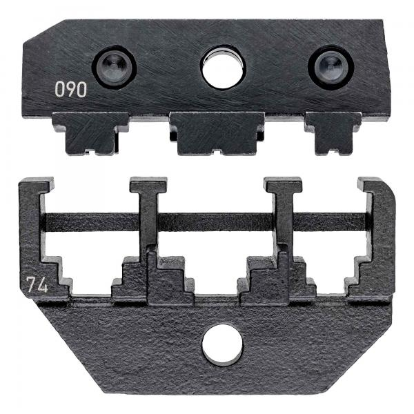 Knipex 974974 Crimping dies for unshielded Molex plugs