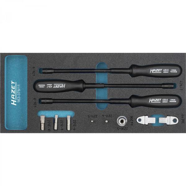 HAZET Tool set 163-378/11