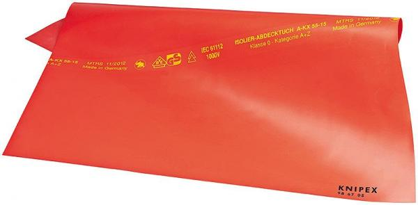 Knipex 986705 Insulating Mat from rubber