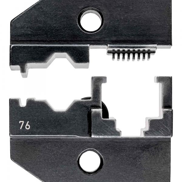 Knipex 974976 Crimping dies for shielded Stewart plugs
