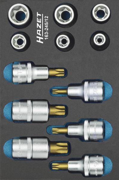 163-245/12 TORX Tool Set