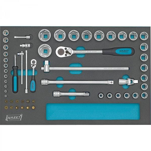 Hazet 163-57/56 Socket Set