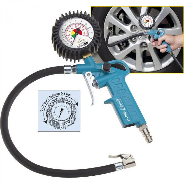 HAZET Tyre inflator 9041-1