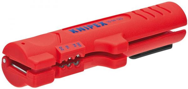 Knipex 1664125SB Dismantling Tool for flat and round cables 125 mm