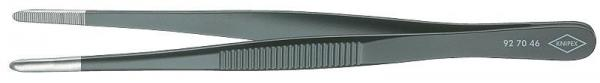 Knipex 927046 Precision Tweezers blunt shape 145 mm