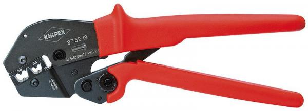 Knipex 975219 Crimping Pliers burnished 250 mm
