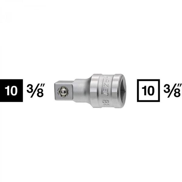 Hazet 8821 Extension 3/8 inch
