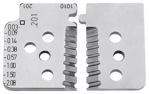 Knipex 121902 1 set of spare blades for 12 12 02