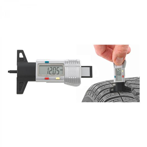 Stahlwille 12900/4 Digital Tire Tread Gauge