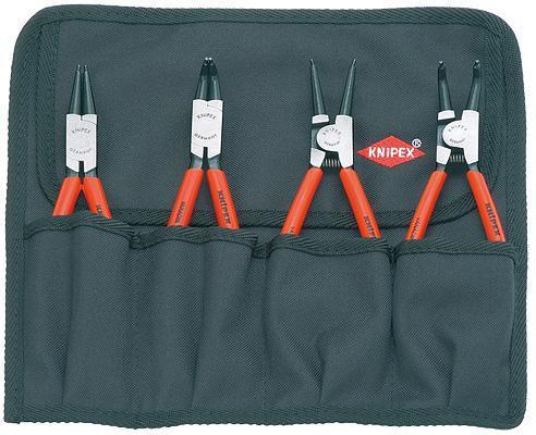 Knipex 001956 Set of Circlip Pliers 4 parts