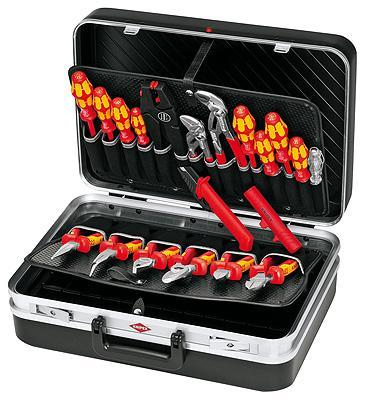 "Knipex 002120 Tool Case ""Electric"" 20 parts"