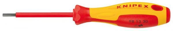 Knipex 981350 Screwdriver for hexagon socket screws 187 mm