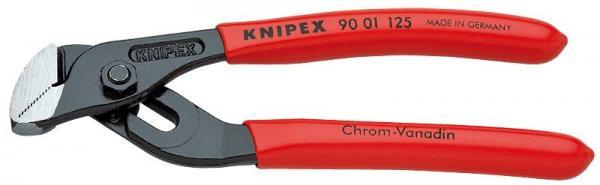 Knipex 9001125 Mini Water Pump Pliers black atramentized 125 mm