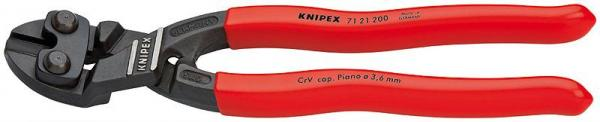Knipex 7121200 KNIPEX CoBolt® black atramentized 200 mm