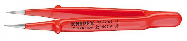 Knipex 922761 Precision Tweezers insulated 130 mm