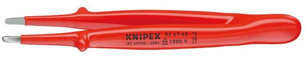 Knipex 926763 Precision Tweezers insulated 145 mm
