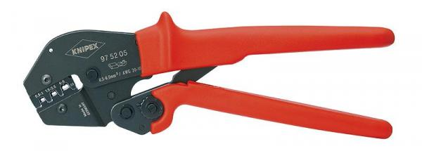 Knipex 975205 Crimping Pliers burnished 250 mm