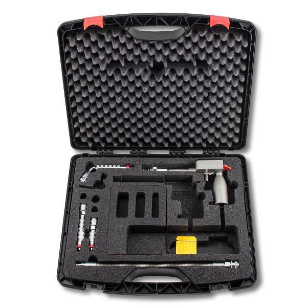 MOTOMETER Recording Compression Tester for diesel engine 10-40 bar